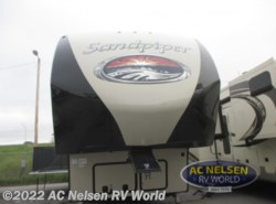 New 2018  Forest River Sandpiper 369KBAR by Forest River from AC Nelsen RV World in Omaha, NE