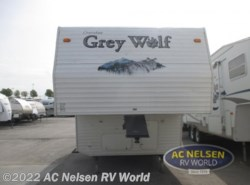 Used 2008  Forest River Cherokee Grey Wolf 205RB by Forest River from AC Nelsen RV World in Omaha, NE