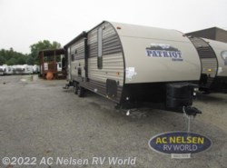 New 2018  Forest River Cherokee Grey Wolf 23MK by Forest River from AC Nelsen RV World in Omaha, NE