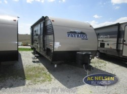 New 2018  Forest River Cherokee Grey Wolf 23DBH by Forest River from AC Nelsen RV World in Omaha, NE