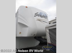 Used 2010  Forest River Cedar Creek Silverback 29RE by Forest River from AC Nelsen RV World in Omaha, NE