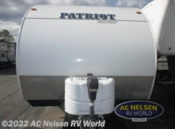 Used 2012  Forest River  Patriot Edition 28BH by Forest River from AC Nelsen RV World in Omaha, NE
