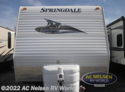 Used 2011  Keystone Springdale 266RLSSR by Keystone from AC Nelsen RV World in Omaha, NE
