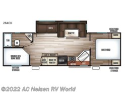 New 2018  Forest River  Patriot Edition 264CK by Forest River from AC Nelsen RV World in Omaha, NE