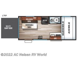 New 2018  Forest River  Patriot Edition 17RP by Forest River from AC Nelsen RV World in Omaha, NE