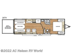 New 2018  Coachmen Catalina Trail Blazer 26TH by Coachmen from AC Nelsen RV World in Omaha, NE