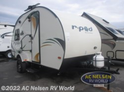 Used 2015  Forest River  R Pod RP-176 by Forest River from AC Nelsen RV World in Omaha, NE