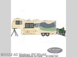 Used 2008  Forest River Cherokee Wolf Pack Sport 396WP