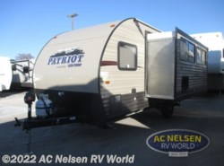 Used 2017  Forest River Cherokee Wolf Pup 18TO by Forest River from AC Nelsen RV World in Omaha, NE