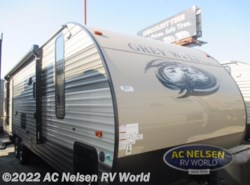 New 2018  Forest River Cherokee Grey Wolf 26CKSE by Forest River from AC Nelsen RV World in Omaha, NE