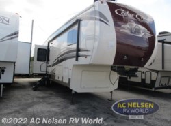 New 2019 Forest River Cedar Creek Hathaway Edition 36CK2 available in Omaha, Nebraska