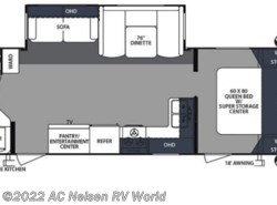 New 2019  Forest River Surveyor 287BHSS by Forest River from AC Nelsen RV World in Omaha, NE