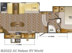 Find Complete Specifications For Crossroads Sunset Trail Reserve Fifth Wheel Rvs Here