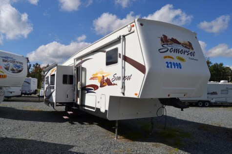 2006 Coachmen Somerset 370RLS