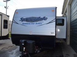 New 2017  Keystone Springdale Summerland 2820BH by Keystone from Delmarva RV Center in Milford, DE