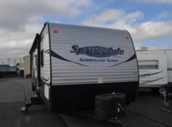 New 2016 Keystone Springdale Summerland 2720 available in Milford, Delaware
