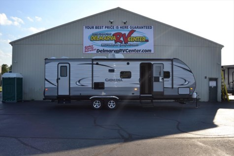 2018 Coachmen Catalina SBX 281DDS