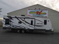 Used 2014  Keystone Raptor 31DS by Keystone from Delmarva RV Center in Milford, DE