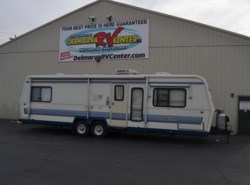 Used 1992  Holiday Rambler Aluma-Lite TT 32FK by Holiday Rambler from Delmarva RV Center in Milford, DE