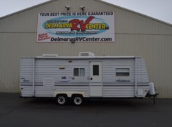 Used 2003  Coachmen Spirit of America 24TBQ by Coachmen from Delmarva RV Center in Milford, DE