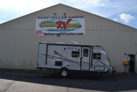 2019 Coachmen Apex Nano 193BHS
