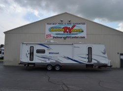 Used 2010  Forest River Wildwood 292RL