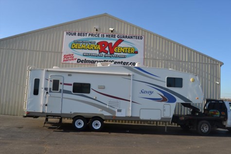 2007 Holiday Rambler Savoy 29RLS