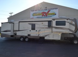 Used 2014  Forest River Cedar Creek 38FL by Forest River from Delmarva RV Center in Milford, DE