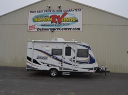 Used 2014  Lance TT 1575 by Lance from Delmarva RV Center in Milford, DE