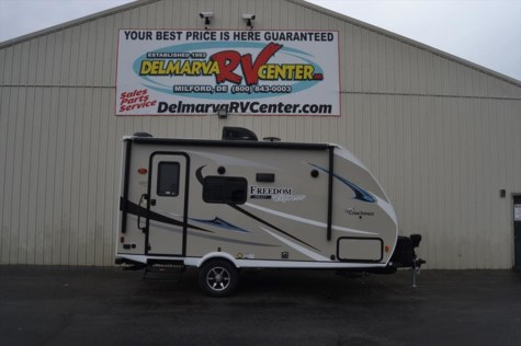 2018 Coachmen Freedom Express Pilot 19FBS