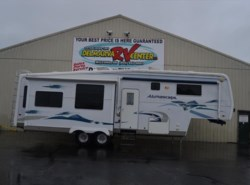 Used 2006  Holiday Rambler Alumascape 31RL by Holiday Rambler from Delmarva RV Center in Milford, DE