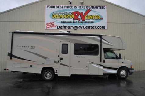 2019 Coachmen Leprechaun 260DS