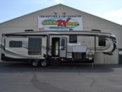 2015 Jayco Pinnacle 36KPTS
