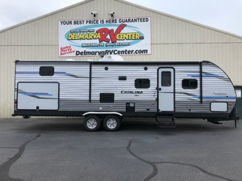 2019 Coachmen Catalina SBX 291BH