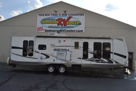 2008 Forest River Sierra 291RL