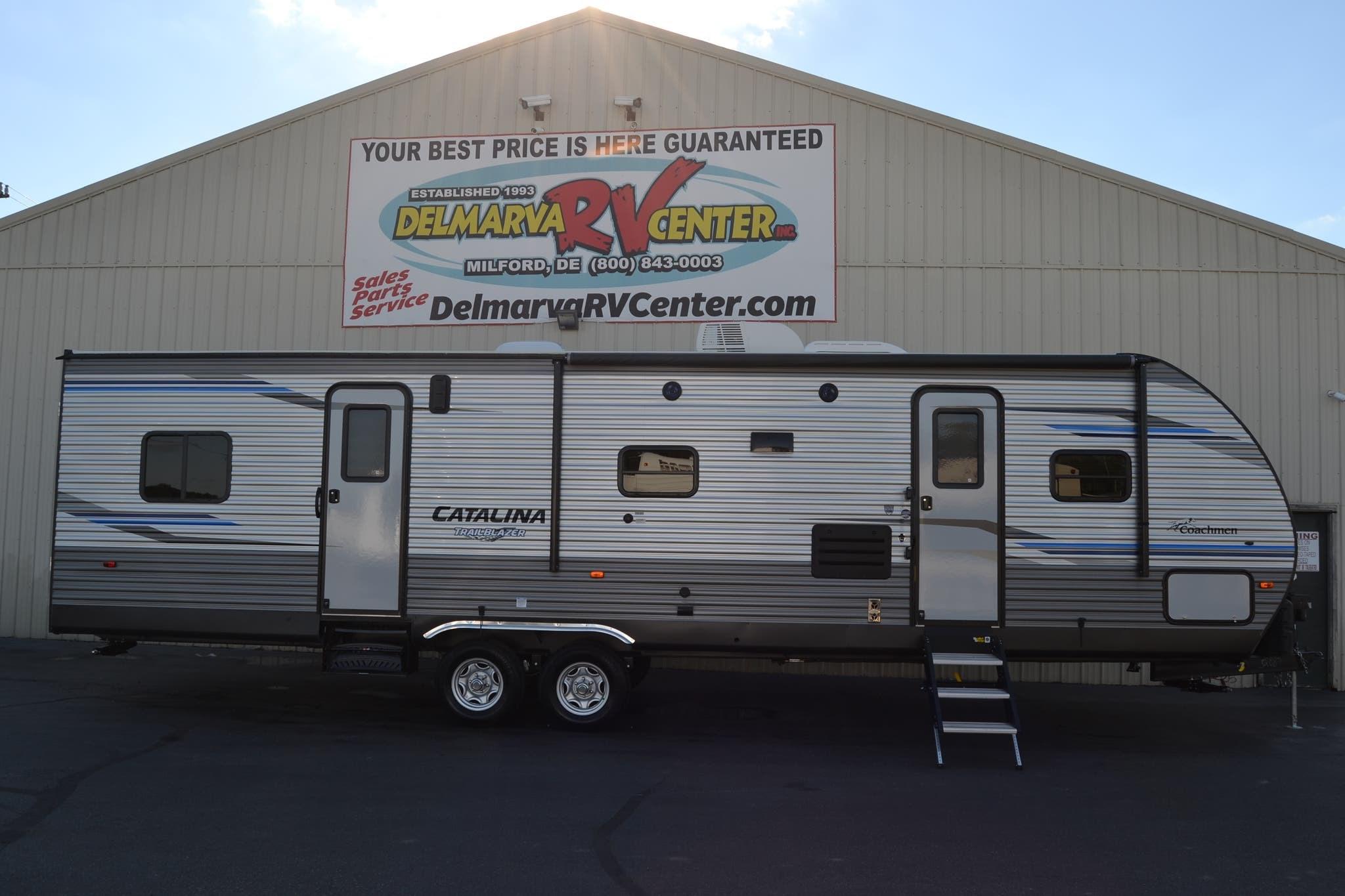 Rv Sales Delaware >> 2020 Coachmen Rv Catalina Trail Blazer 29ths For Sale In Milford De 19963 M17834