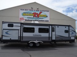 New 2018  Coachmen Catalina 333BHTS CK by Coachmen from Delmarva RV Center in Milford, DE
