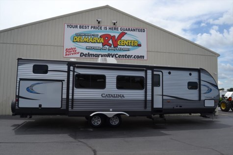 2018 Coachmen Catalina 333BHTS CK