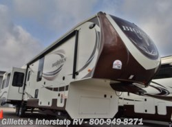 New 2015 Heartland RV Bighorn 3875FB available in East Lansing, Michigan