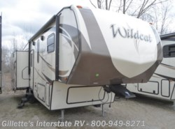 New 2016  Forest River Wildcat 29RLX by Forest River from Gillette's Interstate RV, Inc. in East Lansing, MI