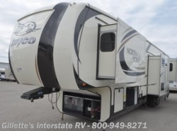 New 2016  Jayco North Point 387RDFS by Jayco from Gillette's Interstate RV, Inc. in East Lansing, MI