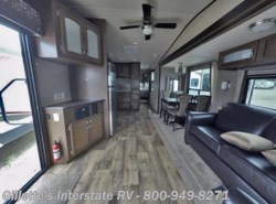 New 2017  Forest River Salem Villa Classic 353FLFB by Forest River from Gillette's Interstate RV, Inc. in East Lansing, MI