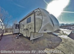 New 2017  Coachmen Chaparral 381RD by Coachmen from Gillette's Interstate RV, Inc. in East Lansing, MI