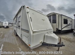 Used 2004  Forest River Rockwood Roo 25BH by Forest River from Gillette's Interstate RV, Inc. in East Lansing, MI