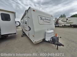 Used 2006  Forest River Rockwood 2701 by Forest River from Gillette's Interstate RV, Inc. in East Lansing, MI