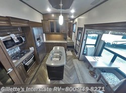 New 2017  Jayco North Point 387RDFS by Jayco from Gillette's Interstate RV, Inc. in East Lansing, MI