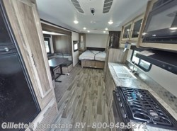 New 2018  Jayco Jay Feather 23RBM by Jayco from Gillette's Interstate RV, Inc. in East Lansing, MI