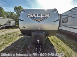 New 2018  Forest River Salem 27REI by Forest River from Gillette's Interstate RV, Inc. in East Lansing, MI