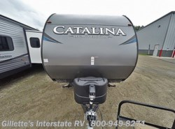 New 2018  Coachmen Catalina Legacy Edition 293QBCK by Coachmen from Gillette's RV in East Lansing, MI