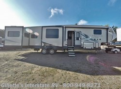 New 2018  Coachmen Chaparral 381RD by Coachmen from Gillette's Interstate RV, Inc. in East Lansing, MI